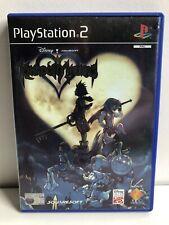 PS2 KINGDOM HEARTS RPG PAL DUTCH COVER VERSION PLAYSTATION 2