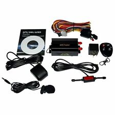 New Gps/Gsm/Gprs Tracker Tk103B Vehicle Tracking System With Remote Control Usa