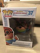Morocco Mole Funko Pop Animation #37 Damaged box
