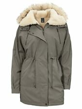Parka, Best Connections, taille 44, 51% polyester, 40% coton, 9% polyamide, NEUF