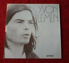 YVON LEMEN VINYLE LP 33 TOURS EO 1975 1er IMPRESSION