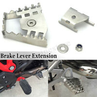 Motorcycle Brake Lever Pedal Extension For BMW R1200GS LC F800GS F700GS F650GS
