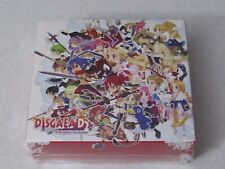 """Disgaea D2: A Brighter Darkness Limited Edition PS3 Sealed """"NOT FOR RESALE"""""""