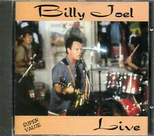 BILLY JOEL - LIVE - CD (NUOVO SIGILLATO) RARO !