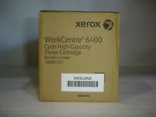 Genuine Xerox WorkCentre Cyan High Capacity Toner Cartridge 106R01317 106R1317
