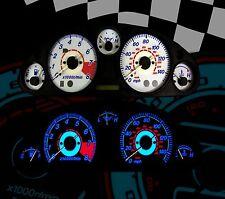 Mazda MX5 150mph MK2 interior speedo dash panel bulb led lighting dial kit