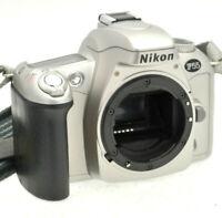 Nikon F55 Film 35mm Camera Body - New Batteries