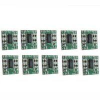 10PCS PAM8403 2X3W Mini Audio Class D amplifier board 2.5-5V input USB Power