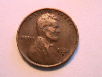 1931-D Lincoln One Cent Choice XF Matte Brown Original Wheat 1 Penny Coin