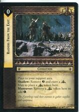 Lord Of The Rings CCG Card TTT 4.U242 Raiders From The East