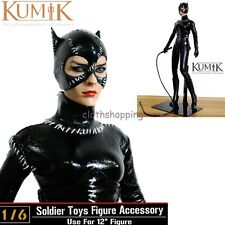1/6 Scale KUMIK Catwoman In 1989 Batman Returns Action Figure Hot Toys KMF-022