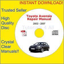 Toyota Corolla Matrix Service Repair Manual ENGINE PDF DOWNLOAD
