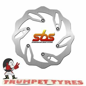 KTM 125 EXC / 250 Exc 1990 SBS Front Brake Disc Genuine EO Quality 5066