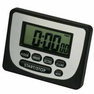 Gilbert Countdown Timer - Features Include: Clock, countdown & Count up