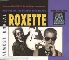 ROXETTE - Almost Unreal (UK 4 Track CD Single)
