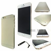 "For iPhone 6 4.7"" Ultra Thin Transparent Crystal Clear Hard Slim Case Skin Cover"