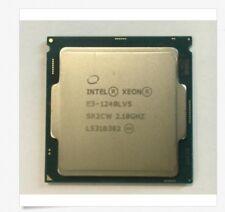 Intel Xeon E3-1240L v5  E3-1240LV5 2.1GHz LGA 1151 SR2CW 25W 4-Core 8M Processor