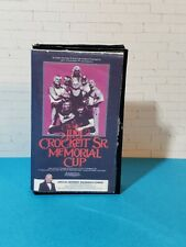 WCW Jim Crockett JCP NWA Video Movie Collectible Toy VHS Miniature Diorama
