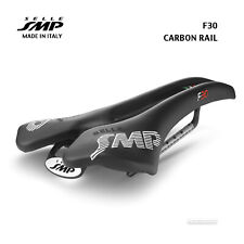 NEW 2020 Selle SMP F30 CARBON Rail Saddle SMP4BIKE Pro : BLACK - Made in Italy!