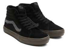 Vans SK8-Hi Skate Hi BMX Sneakers Shoes Black/ Gum Sole Size 11 (VN0A5HF139L1)