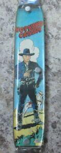 Vintage 1992 Hopalong Cassidy Pocket Knife, Novelty Knife Co Ireland
