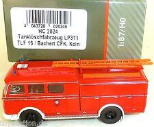 Camion-citerne incendie pour les pompiers LP311 TLF16 Bachert CFK Köln HEICO