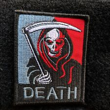 Death Morale Patch compatible with  PDW Motus TAD gear