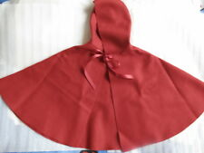 New American Girl -  Felicity's Cape for Dolls Size - Discontinued!!!!