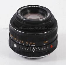 Rare Prototype Leica R Elcan 3inch f2.8 3 Cam Lens 75mm f/2.8 Made in Canada