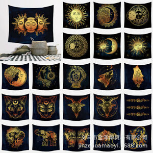 Wall Tapestry Retro Hanging Mat Mandala Pattern Home Decor Background INS