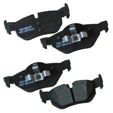 Disc Brake Pad Set-Stop Ceramic Brake Pad Rear Bendix SBC1267