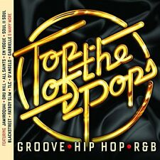Top Of The Pops - Groove, Hip Hop and RnB [CD]