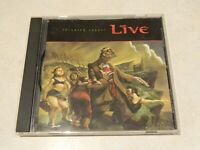 Live Throwing Copper CD [Ft: Lightning Crashes, I Alone, Selling The Drama]