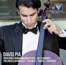 Cello Concertos [David Pia, Ulf Schirmer] [FARAO CLASSICS: B108089], , Audio CD,