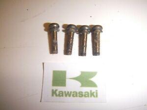 KAWASAKI GPZ 600 GPZ600 KIEHIN CARB CARBURETTOR FLOAT BOWL SCREWS X1 1985 -1989