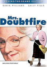 Mrs. Doubtfire (DVD, 2009, 2-Disc Set, Behind the Seams Edition Movie Cash)