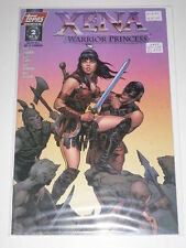 Xena Warrior Princess Vol.1 #2b Topps Comics Sep 1997
