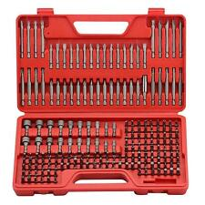Craftsman 208 pcs Ultimate Screwdriver Bit Set - Philips Slotted Torx Hex