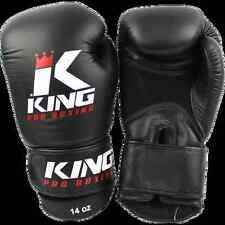 KING Boxhandschuhe KPB/BG Air. 14-16oz. 100% Leder. Muay Thai.Training