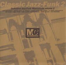 CLASSIC JAZZ-FUNK MASTERCUTS VOLUME 2 / CD