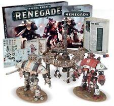 NEW WARHAMMER 40K IMPERIAL KNIGHTS: RENEGADE FANTASY GAME WORKSHOP GW-IMK-60
