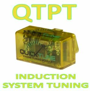 QTPT FITS ALL VOLVO DIESEL VEHICLES INDUCTION SYSTEM TUNER CHIP