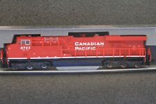 Kato N Scale ES44AC Locomotive Canadian Pacific CP #8743 DC DCC Ready 1768935