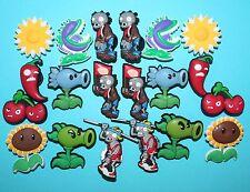 Plants vs Zombies Party Favours 20 Piñatas Zombie Cake Decorations Toys NEW