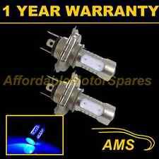 2x H4 Blue Cree Led Frontal principal de irradiación & húmedas Beam Faros Kit De Xenon hm501302