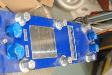 """Mueller AT4C-20 Heat Exchanger 316L Stainless,1"""" uses Craft Beer Mirco Brewing"""