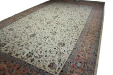 Persian Rug Orient XXL 620x355 cm Hand knotted 100% Wool cream