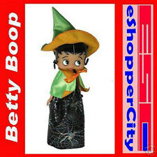 "Betty Boop 10""  Mini Fashion Doll Halloween Witch  New"