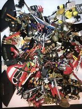 Large Bandai Lot! Over 3lbs, Power Ranger, Megazord,zoid,accessories, Weapons,