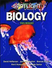 Preliminary Biology: Preliminary Course (Spotlight) NSW syllabus